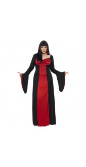 Plus Size Dark Temptress Costume
