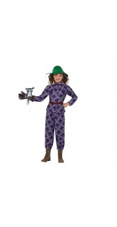 Deluxe Awful Auntie Costume