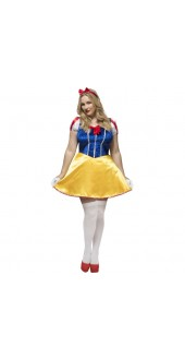 Plus Size Fever Fairytale Costume