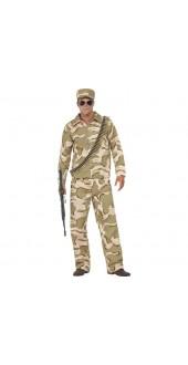 Adults Commando Costume