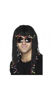 Braided Wig, Black