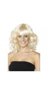 Foxy Wig ,Blonde