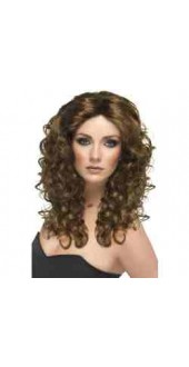 Glamour Wig, Brown