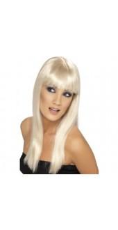 Glamourama Wig, Blonde