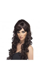 Brown Pop Starlet Wig