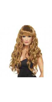 Brown Siren Wig