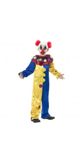 Child's Goosebumps The Clown Costume