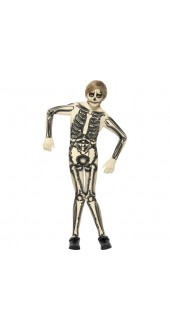 Child's Skeleton Second Skin Costume
