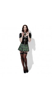 Miss Behave Schoolgirl Costume