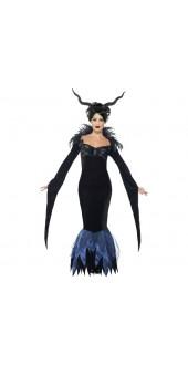 Deluxe Lady Raven Costume