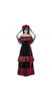 Day of the Dead Bride Costume