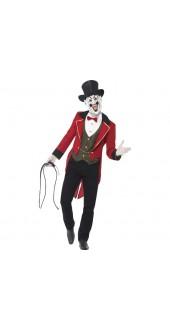 Sinister Ringmaster Costume