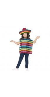 Child's Instant Mexican Kit