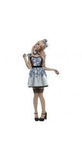 Fever Broken Doll Costume