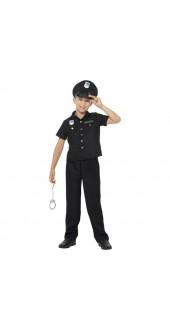 Child's New York Cop Costume