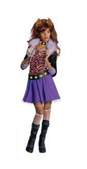 Monster High, Clawdeen Wolf (child)