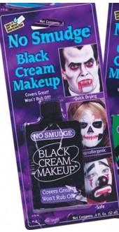 No Smudge Black Make-up Cream
