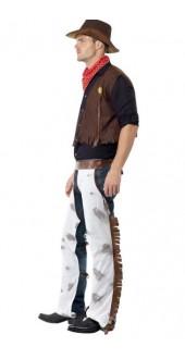 Brown Cowboy Costume