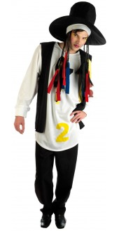 80's Boy George Costume