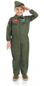 boy Air Cadet Costume