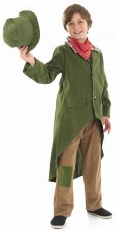 Kids Dickensian Boy Costume
