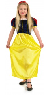 Kids Snow White Costume