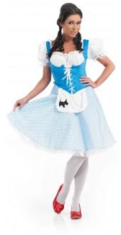 Longer Length Dorothy Costume