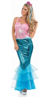 Mermaid Dress Costume