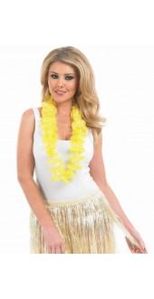 Yellow Hawaiian Garland