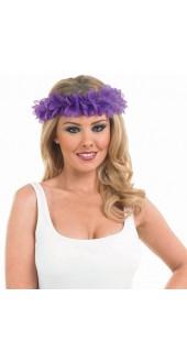 Purple Leis Headband