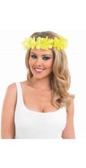 Yellow Leis Headband