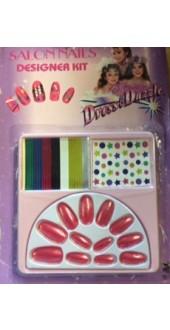 Salon Nails Designer Kit