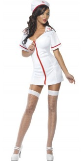 Fever Sexy Nurse Costume