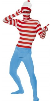 Where's Wally Second Skin