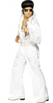 Jewelled Elvis Costume
