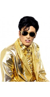 Gold Elvis Shades