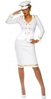 Ladies Officers Mate Costume