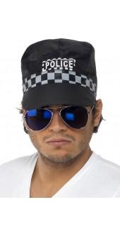 Men's Blue Aviator Glasses