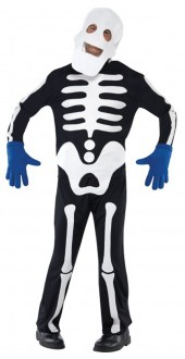 Superted Skeleton Costume