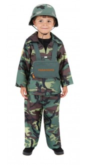 Boys Army Costume