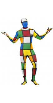Rubiks Cube Second Skin