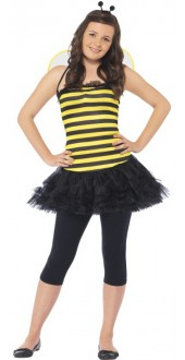 Miss Bumble Bee Costume