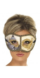 Venetian Colombina Venice Eye Mask