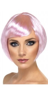 Babe Wig Pink