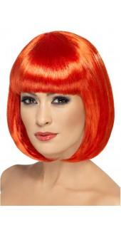 Partyrama Wig Red