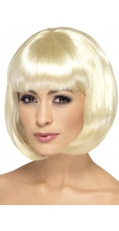Partyrama Wig Light Blonde