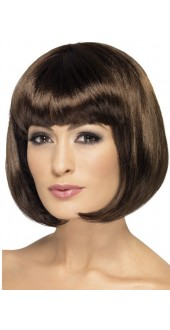 Partyrama Wig Brown