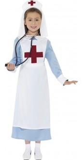 Girls WW1 Nurse Costume