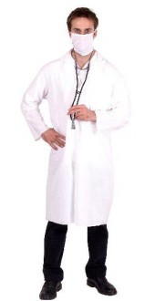 Doctors White Coat Smiffys
