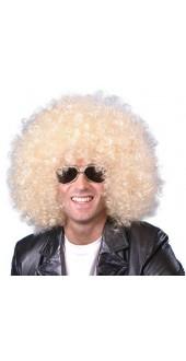Blonde Mega Huge Afro Smiffys